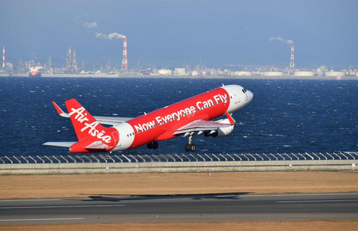 エアアジア・ジャパン、福岡8月就航 国内線4カ月ぶり再開へ