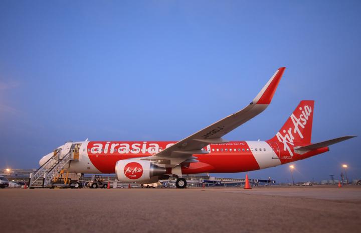 エアアジア・ジャパン、7月も全路線全便運休 4カ月目