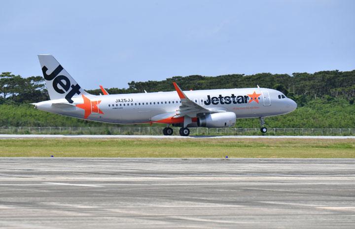 ジェットスター・ジャパン、5月運航率87.7% 9路線50便減便で
