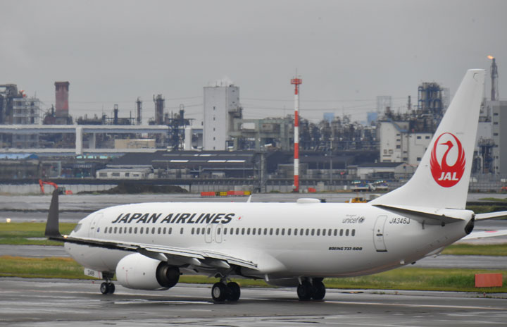 JAL、19日まで臨時便 羽田-仙台など5路線
