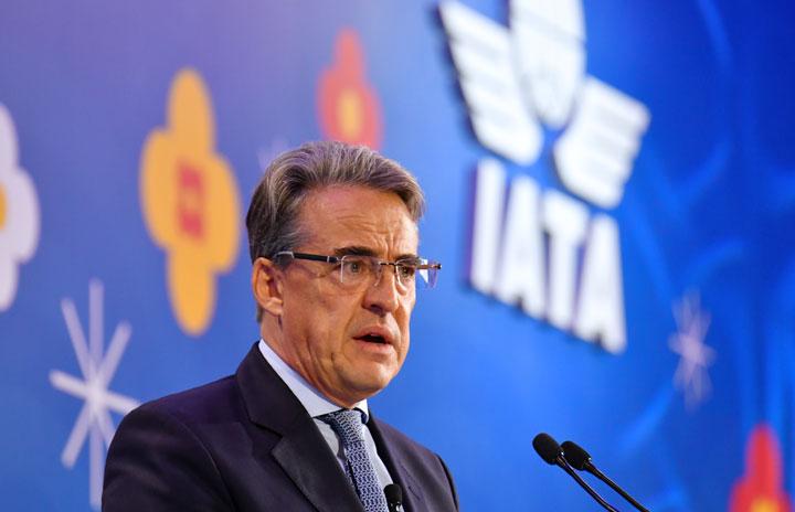 航空会社の債務59兆円に IATA見通し
