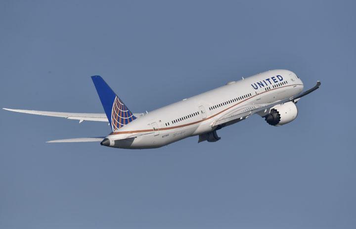 ユナイテッド航空、羽田-シカゴ7月就航 週5往復、成田-ニューアークは毎日運航