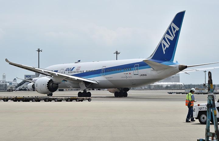 ANA、パリ発NH216便がシベリアに緊急着陸 パイロットが体調不良