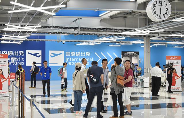 中部 国際 空港 フェリー
