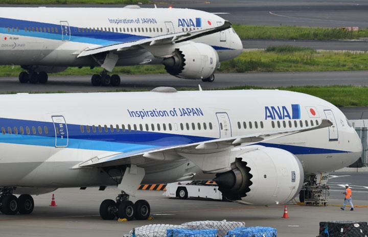 ANA、東南アジア2路線再開 羽田-ホノルル2往復のみ、11月国際線86%運休