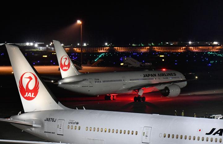 JAL、成田-ボストン再開へ ホノルル臨時便も 8-9月の国際線
