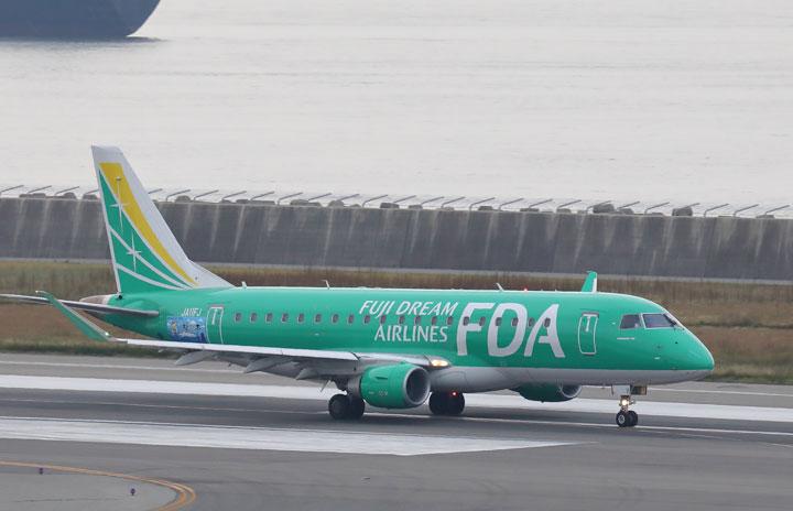 FDA、神戸-花巻3月就航へ 1日1往復、出雲は運休