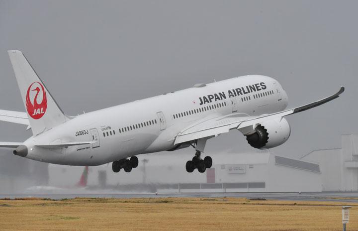JAL、成田-広州チャーター運航へ 往路は出張客、復路は貨物