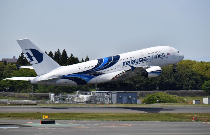 マレーシア航空もA380退役へ