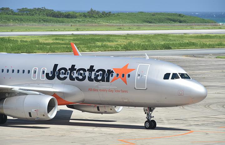 ジェットスター・ジャパンの国内線、8月は7割超運航 国際線は運休継続