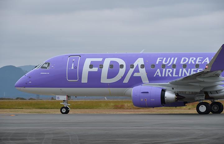 FDA、夏休み21路線で全便運航 運休は2路線のみ