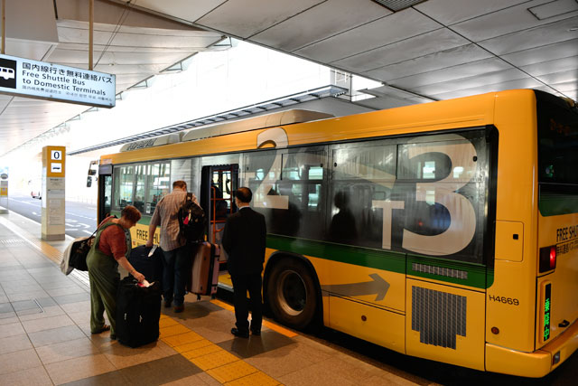 羽田 空港 無料 バス