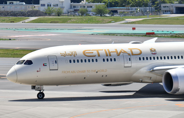 エティハド航空、AIで機内食ロス削減