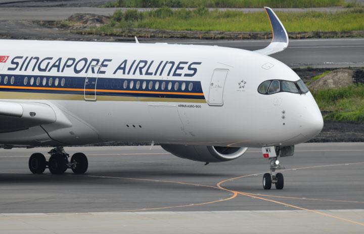 シンガポール航空、A350と787元手に1637億円調達 セール&リースバックで