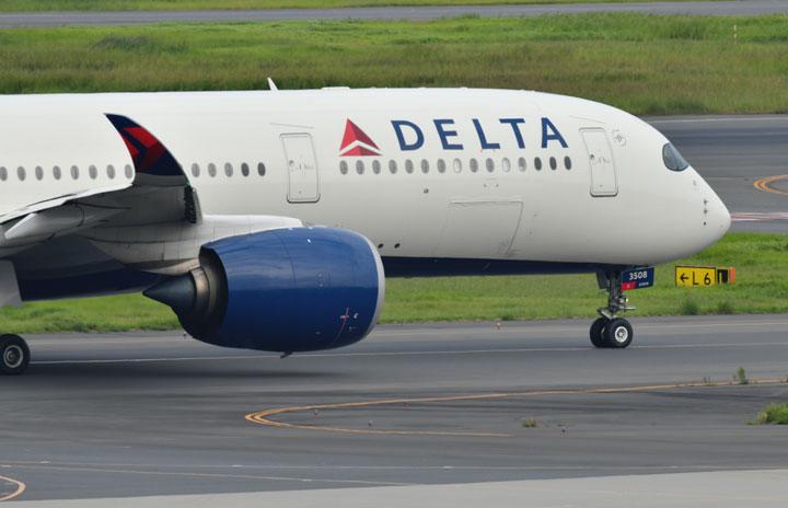 デルタ航空、国際線再予約の差額免除延長
