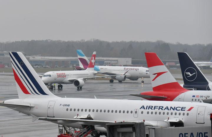 IATA、欧州700万人超の雇用危機 6月より100万人悪化