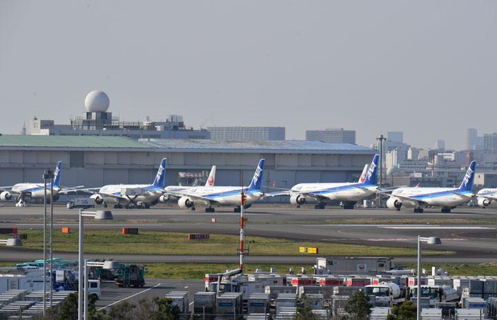 国際・国内利用率58.5% 国内線の回復兆し続く IATA、20年8月旅客実績