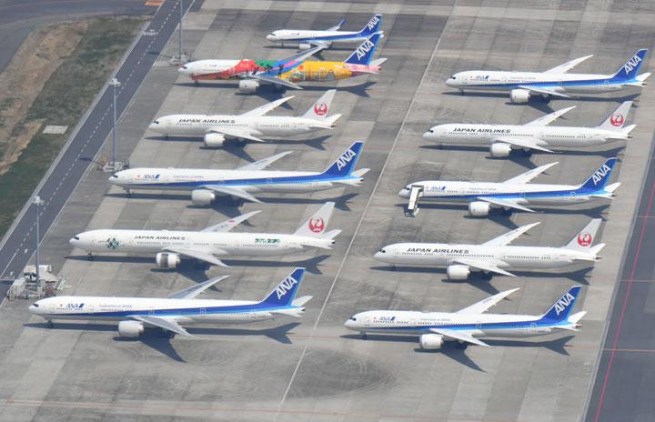 ICAO、航空再開へガイドライン「テイクオフ」策定