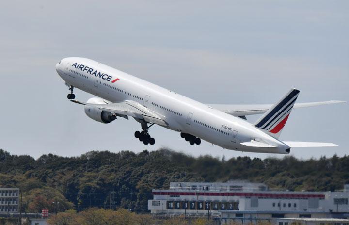 エールフランス、羽田-パリ6月再開 週3往復