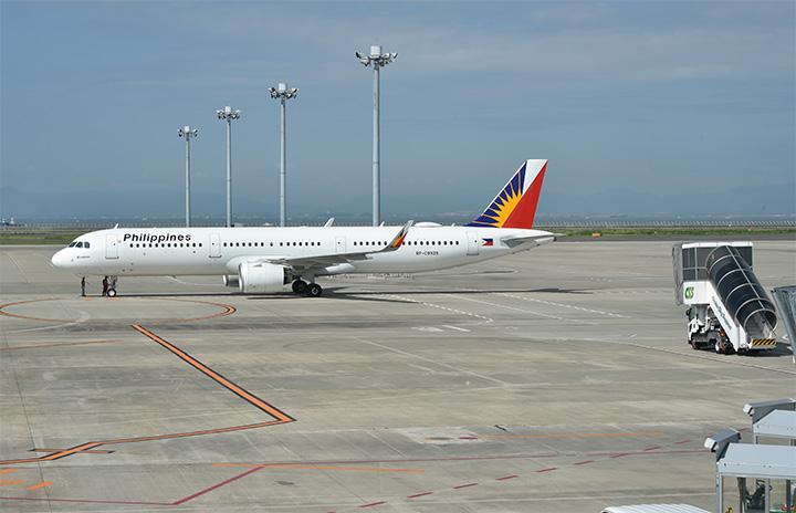 中部空港、16日に国際線再開へ 2カ月半ぶり、初便はマニラ発