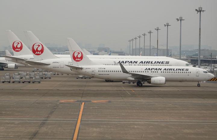 JAL国内線、1713便追加減便 9月減便率37%に