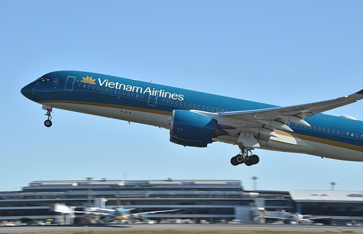 ベトナム航空、日本路線8月末まで運休継続