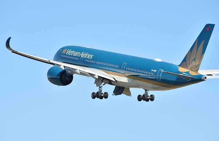 ベトナム航空、日本11路線運休 3月末まで、貨物便は継続
