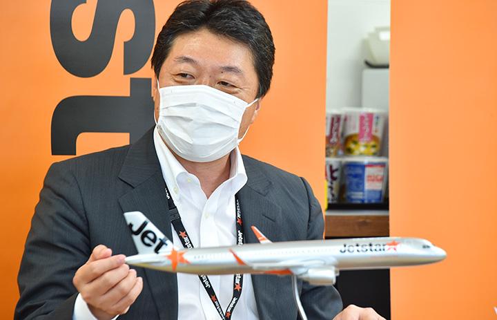 ジェットスター・ジャパン、年内の国内全便復便「厳しい」