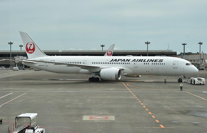JAL、成田-広州10月開設へ 週1往復