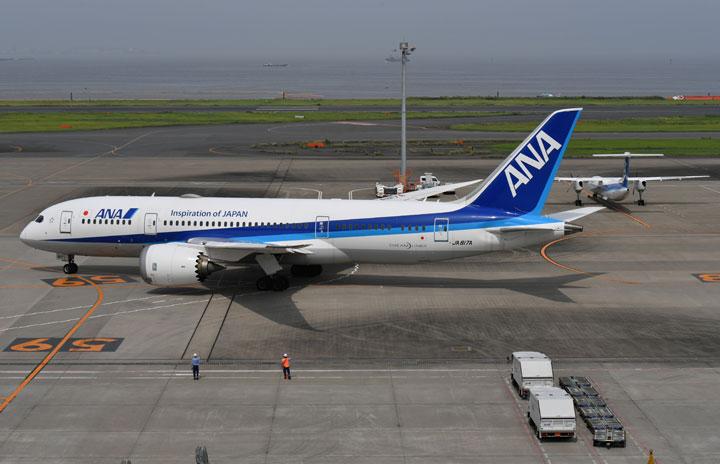 ANA国内線、5月の運航率63%に GW明け52路線1744便追加減便