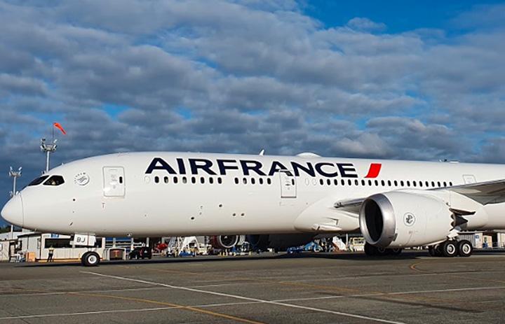 エールフランス、787-9完納 A380を置き換え