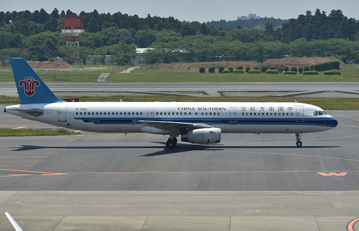 中国南方航空、成田-広州6カ月ぶり再開 週1往復