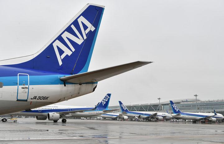 ANA、株主優待券の期限延長 21年11月まで