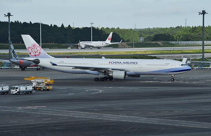 チャイナエアライン、燃油サーチャージなし 日本発着、20年10-11月分
