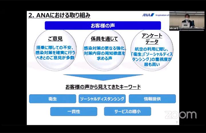 日本航空協会、新型コロナ対策講演会の動画公開