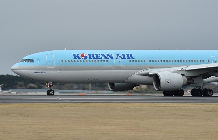大韓航空、関空-ソウル16日に追加運航 中部発は2便