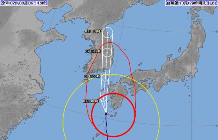 航空各社、7日は欠航400便超 台風10号で九州・中四国影響