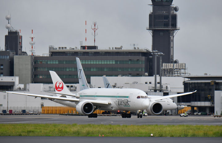 ZIPAIR、ソウルへ貨物便就航 成田から2路線目、近く旅客便も