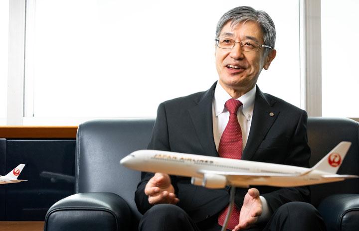 「国内線回復は2021年」特集・赤坂社長に聞くJALと新型コロナ(前編)