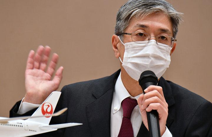 JAL赤坂社長「うちのCAは優秀」客室乗務員1000人活用し地域事業本部新設 非航空系1000億円目指す