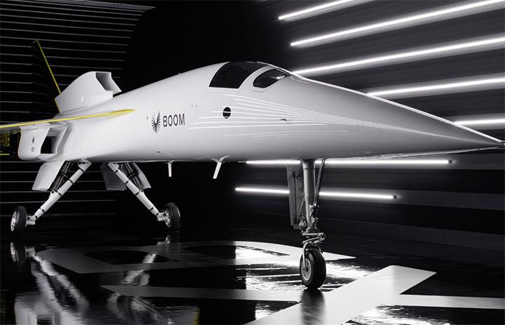 Boom、超音速実証機XB-1ロールアウト 25年実用化へ
