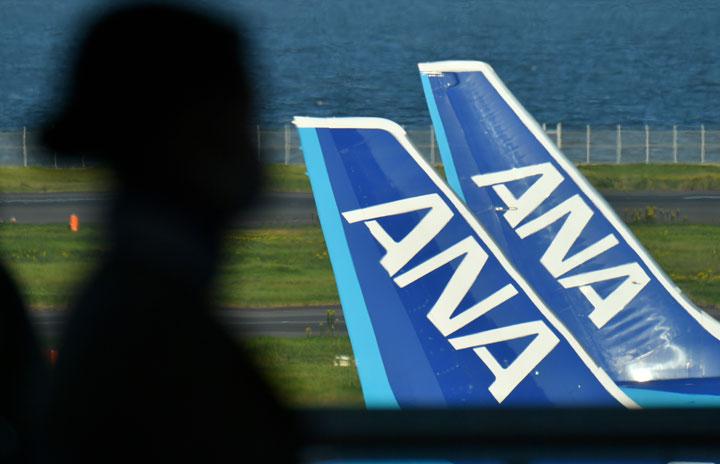 ANA国内線、3月減便率49%に 59路線1600便追加