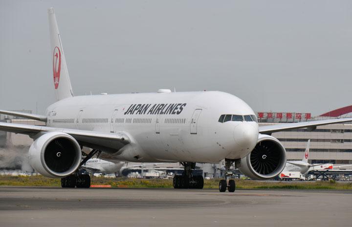 JAL、1月の国内線利用率31.1% 国際線は18.4%