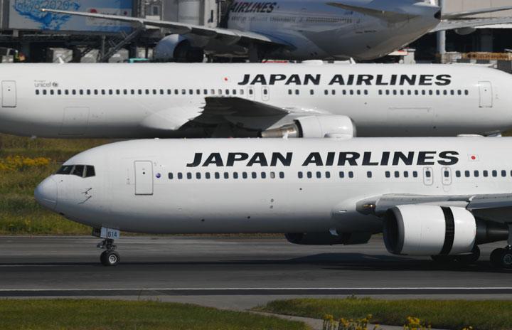 JAL、冬季賞与0.5カ月分に 激変緩和措置10万円