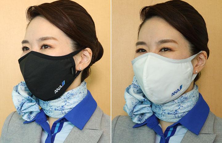 ANAのマスク、初回分は初日完売「準備でき次第再販予定」