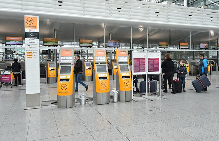 "NEC、ドイツ2空港でゲート""顔パス""開始 スターアライアンスと協業、マスク着用も可"