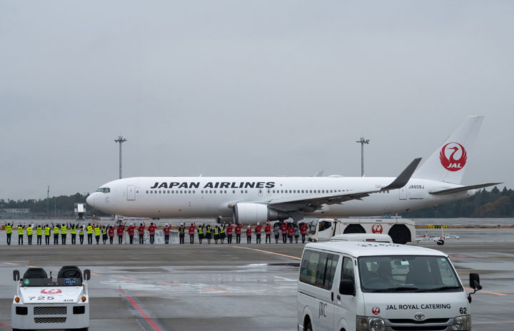 JAL、台湾体験チャーター 1月に成田発着、空港内ツアーも