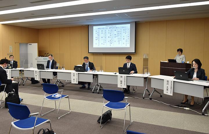 ANAと成田空港、人身取引防止セミナー JALも要綱策定、業界全体で防止へ