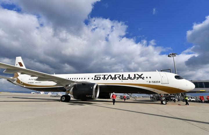 台湾スターラックス航空、関空就航 日本初、台北から