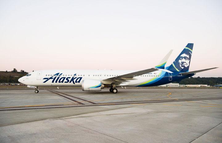 アラスカ航空、737MAXを23機追加発注 737-9総数120機に